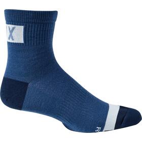 "Fox 4"" Flexair Merino Socks Men, azul"